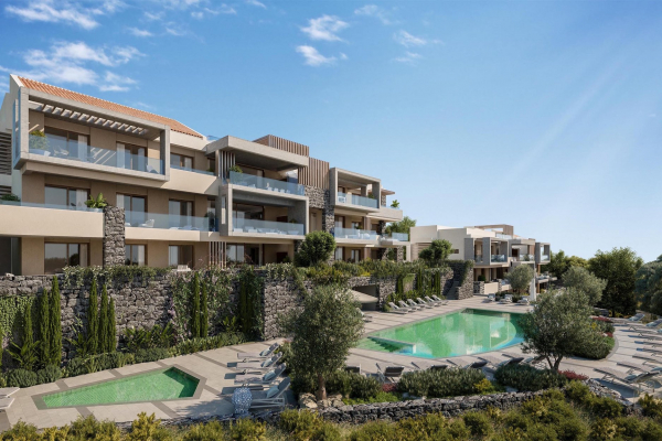 2 Bedroom2, Bathroom Apartment For Sale in Real de la Quinta, Benahavis
