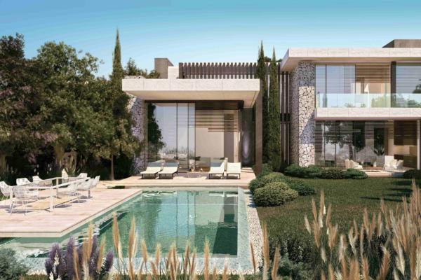 5 Bedroom6, Bathroom Villa For Sale in The Hills, La Quinta, Benahavis