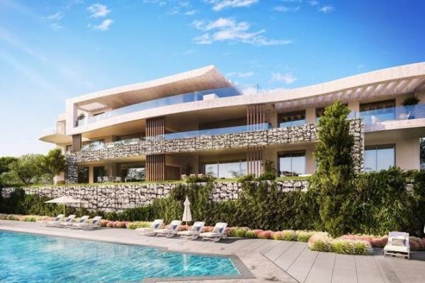 3 Bedroom, 2 Bathroom, Penthouse for Sale in La Quinta, Nueva Andalucía