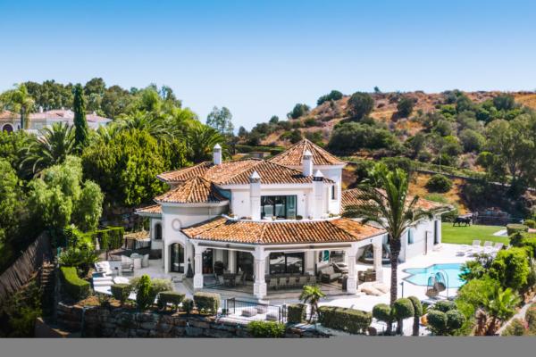 Sold: 4 Bedroom, 6 Bathroom Villa in La Quinta, Nueva Andalucia